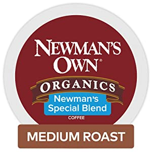 Newman's Own Organics Keurig Single-Serve K-Cup