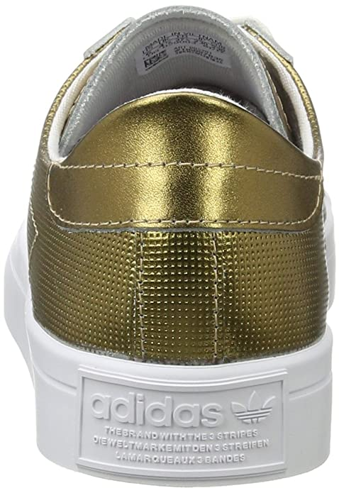 the latest ef73e 8ecfa adidas Womens Courtvantage Low-Top Sneakers Amazon.co.uk Sho