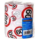 Toilettenpapier 25 Meter zum 60 Geburstag