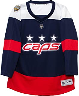 Outerstuff Washington Capitals 2018 Stadium Series Youth Printed Jersey 386ff1ed6