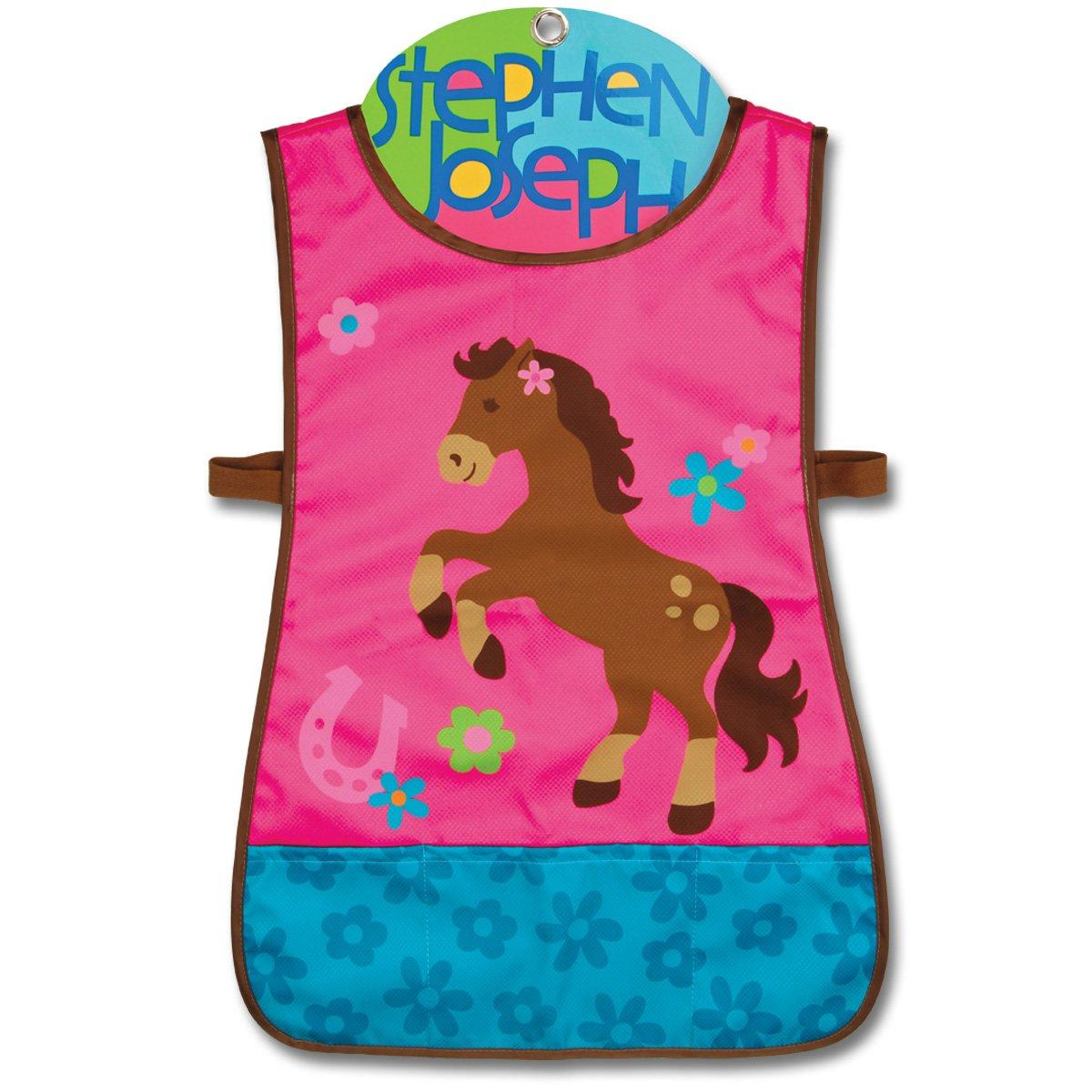 Stephen Joseph Horse Craft Apron N/A SJ101832