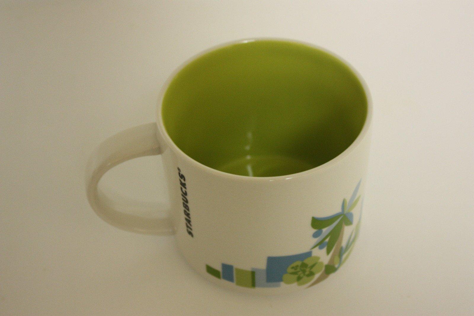 Starbucks - You Are Here Collection Coffee Mug Hawaii - Waikiki (011023930)