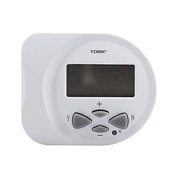 TORK NSI 460D Plug In 7 Day Digital Timer Polarized Plug and ...