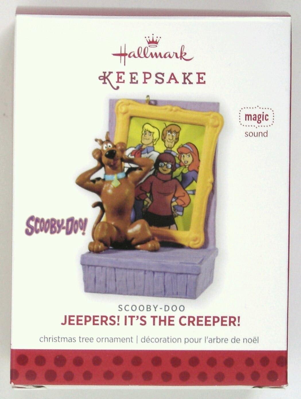 Hallmark Jeepers! It's The Creeper! Scooby-Doo 2013 Keepsake Ornament