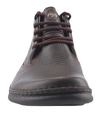 Birkenstock Footprints Perth Leather Boots 2 UK Dark Brown