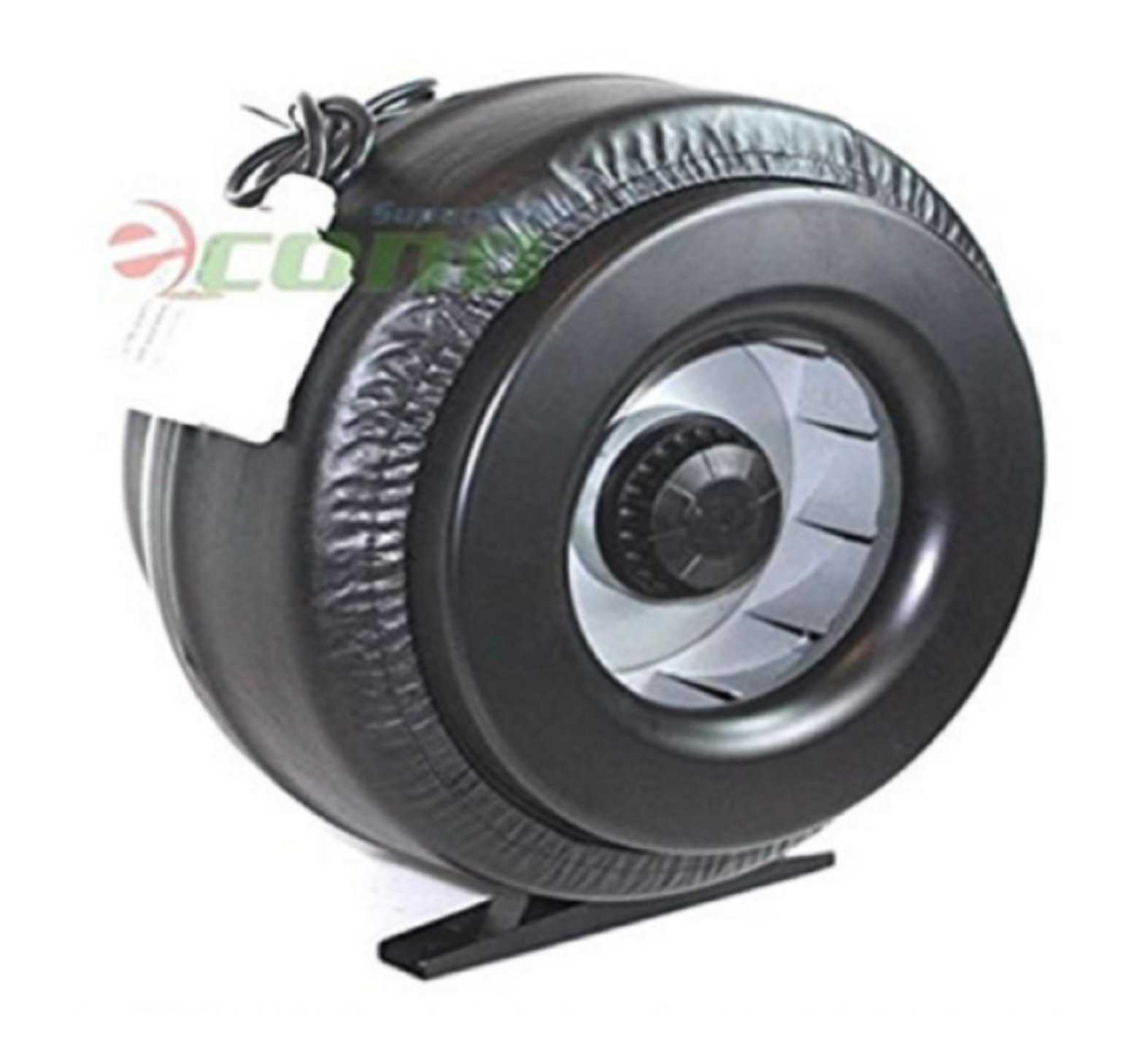 USA Premium Store 12'' Inch Inline Duct Fan Vent Exhaust Air Cooled Hydroponic Fan Blower 1200CFM