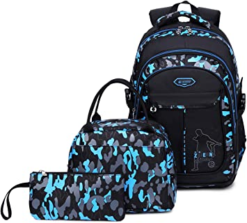 SALE Monogrammed Navy and Light Blue Cool Camo Backpack for Boys; Back to School; Check the Entire Collection and SAVE