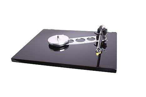 Rega RP6 Piano - Tocadiscos (Incluye TT-PSU-R), Color Negro ...