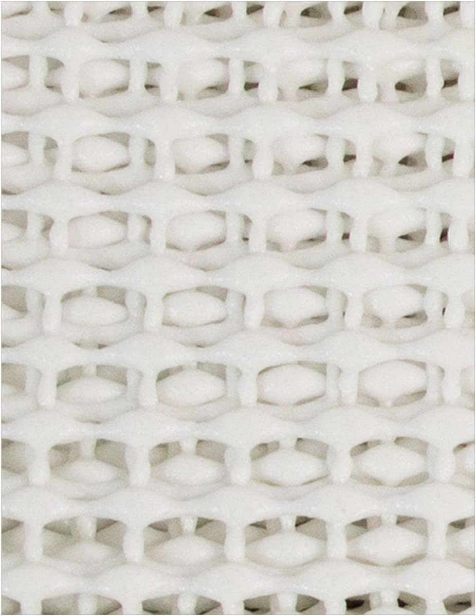 Cleverbrand 1400 Series Rug Pad White 3 X 5 91 x 152 cm