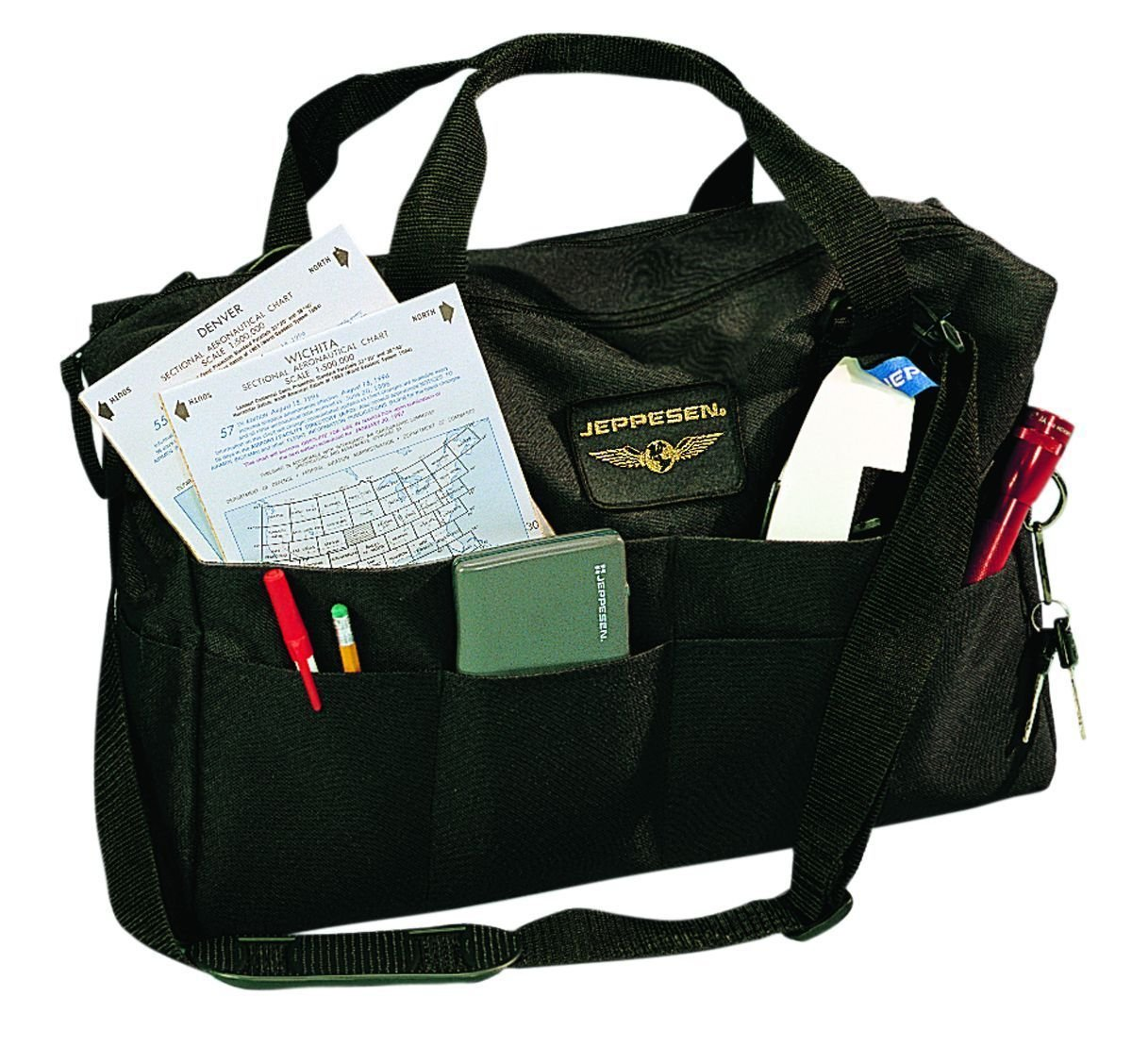 Jeppesen Student Pilot Flight Bag
