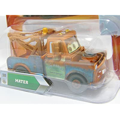 Disney Pixar Cars Mater with Lenticular Eyes: Toys & Games