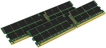 2x8GB Texnite A6994478 16GB 667MHz DDR2 PC2-5300 ECC Registered RAM PDIMM Memory Module for Dell PowerEdge 2970 M605 M805 M905 R805 R905
