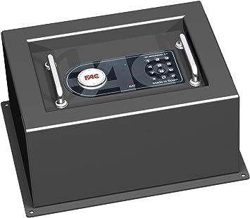 FAC 13031 Caja fuerte para suelo: Amazon.es: Bricolaje y herramientas