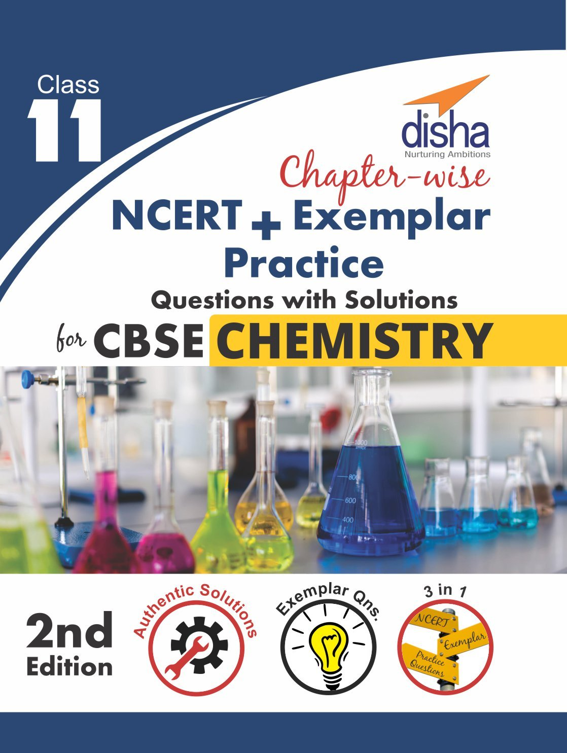 Chapter-wise NCERT + Exemplar + Practice Questions with