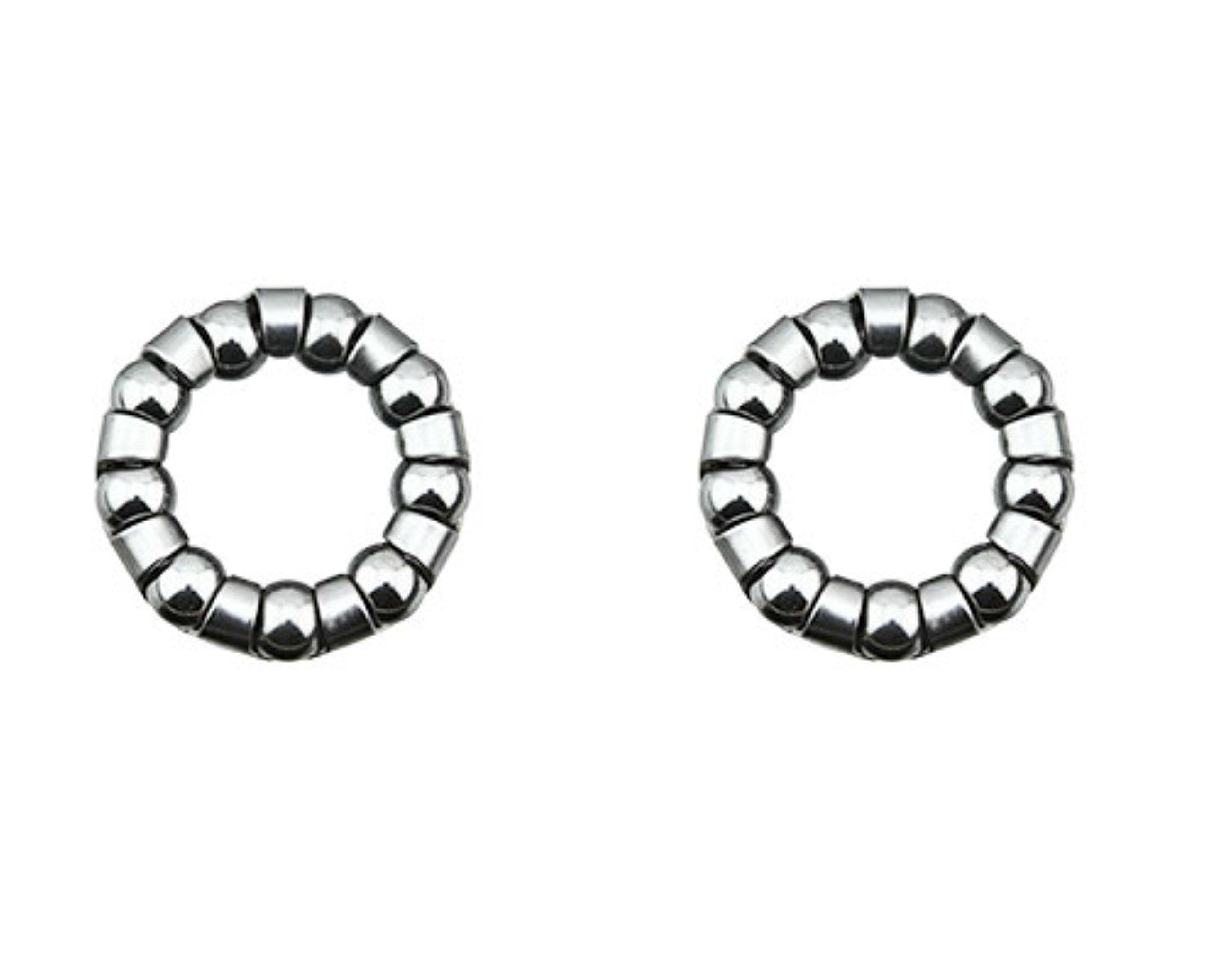 Lowrider 2-3 Piece Crank Bearings 1/4'' ball size x 9 balls. Set of bearing. Pair of bearings. for bicycle crank, bike crank, bikes, beach cruiser, limos, stretch bicycles.