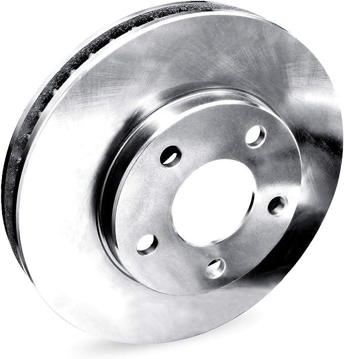 2011 2012 2013 Fit Kia Sportage AWD OE Replacement Rotors w//Metallic Pads F+R