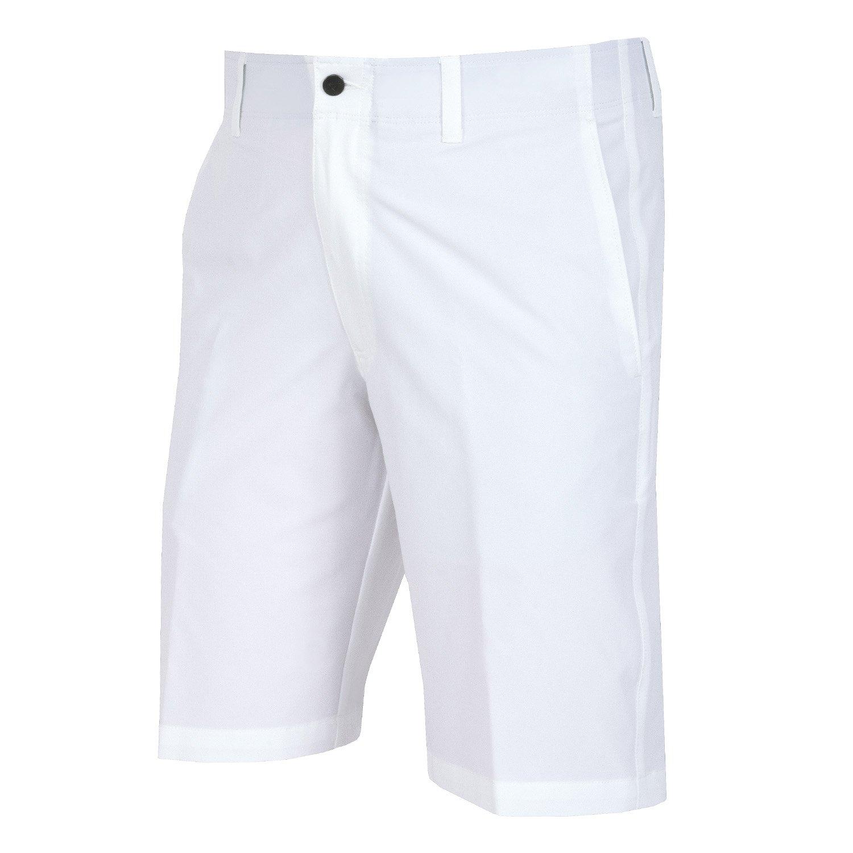 Callaway Golf Men's Chev Tech Short II - US 34'' Waist - Bright White by Callaway