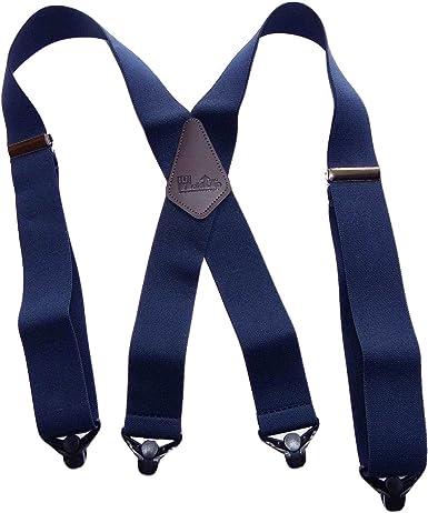 Navy Blue SuspenderBraces