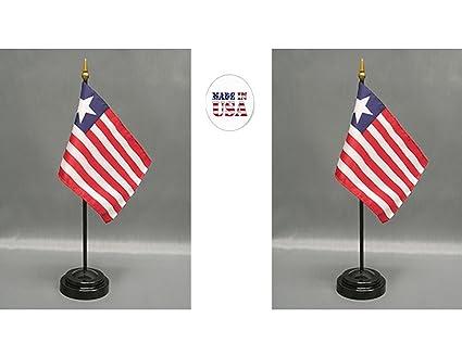 Amazon com : Made in The USA  2 Liberia Rayon 4