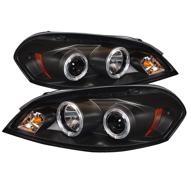 Amazon.com: Spyder Auto Chevy Impala/Chevy Monte Carlo Halo LED Smoke Projector  Headlights: Automotive