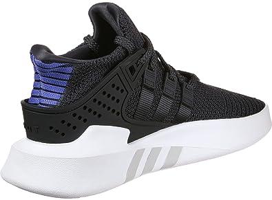adidas EQT Bask ADV, Chaussures de Fitness Homme, Gris (Carbon/Carbon/Reauni 000), 48 EU