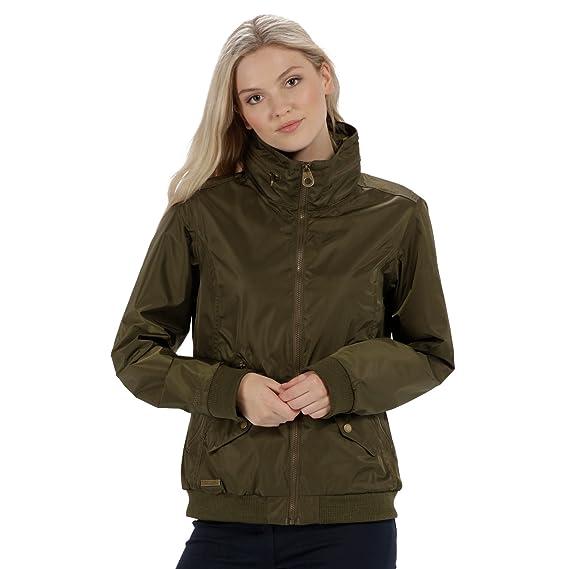 Regatta Womens/Ladies Kadisha Breathable Hooded Waterproof Coat Jacket