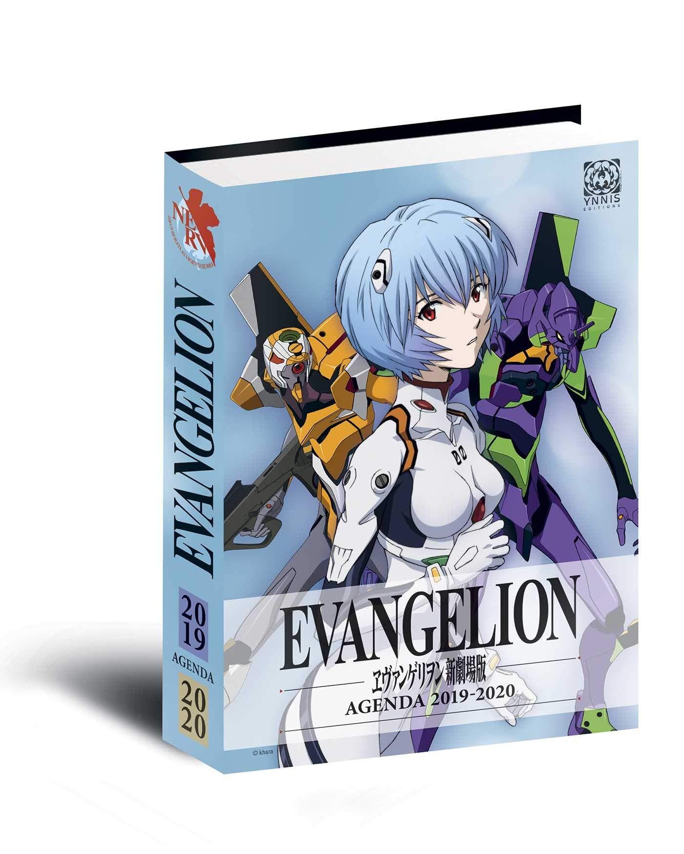 Agenda Neon Genesis Evangelion 2019-2020: 9782376970682 ...