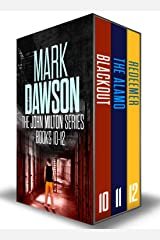 The John Milton Series: Books 10-12 Kindle Edition