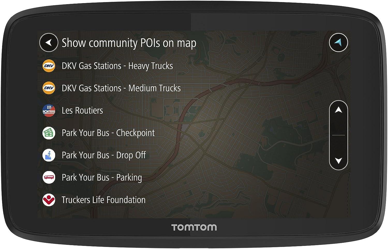 TomTom GO Professional 620 - Navegación Profesional para Vehículos ...