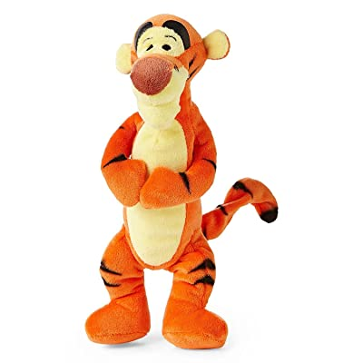 Disney 9-inch Tigger Plush from Winnie the Pooh: Toys & Games