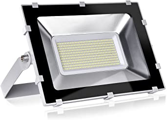 200W LED Floodlight Outdoor Garden Security Lamp Warm White IP65 110V Viugreum