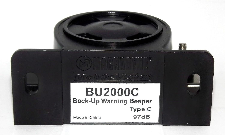 Magnadyne BU2000C External Reverse Motion Warning Alarm