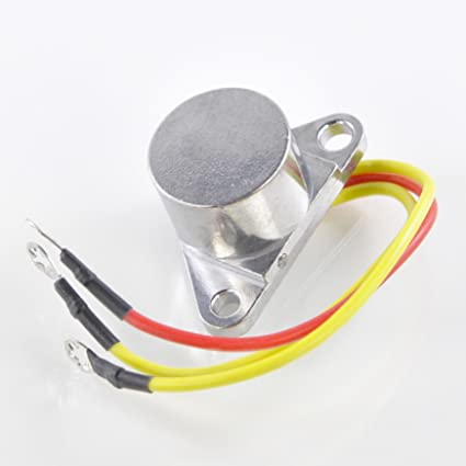 Regulator Rectifier 3-Wire For Johnson Evinrude Outboard 10-235 HP models  1980-2001 OEM Repl # 580765 580795