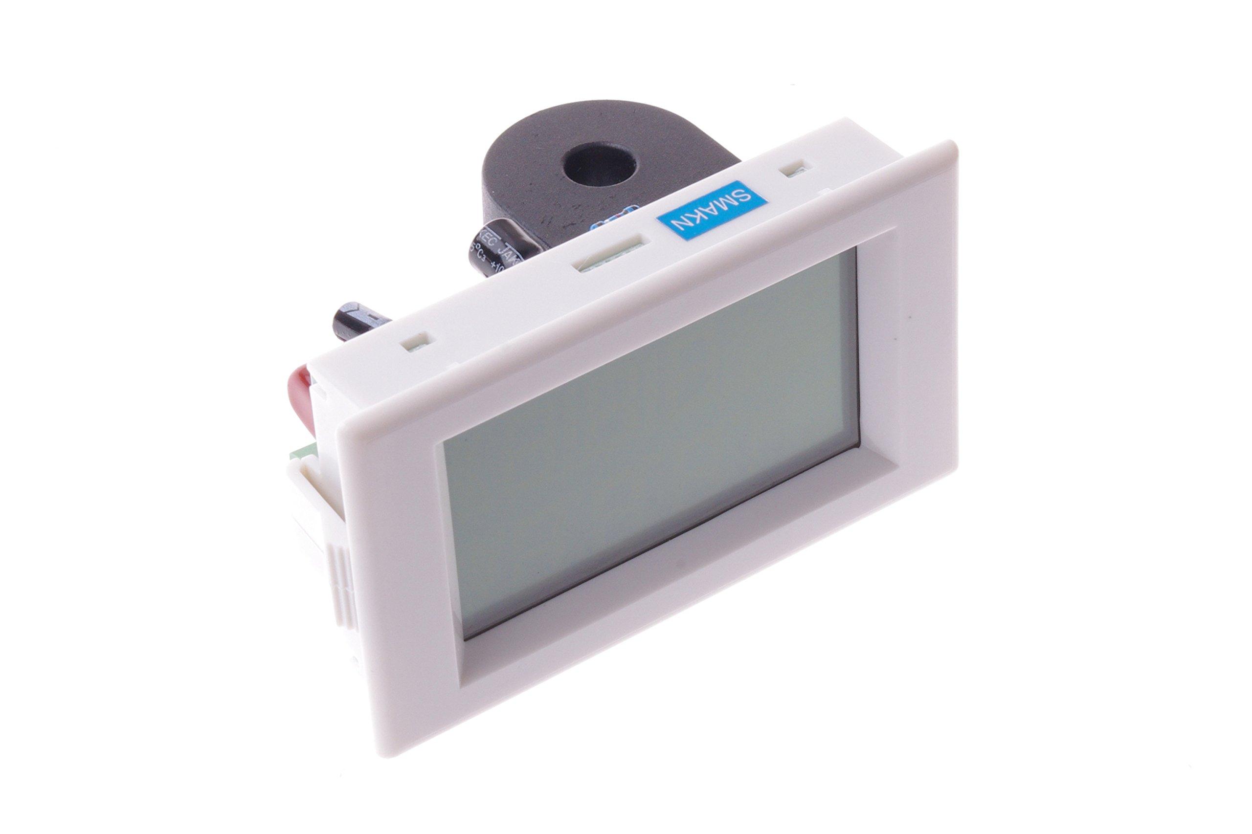 SMAKN AC 200-500V/50A Digital LCD Display Voltmeter Amperemeter Volt Gauge+Current Measure Sense Resistor by SMAKN (Image #2)