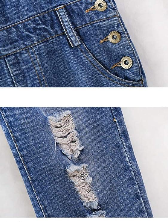 Amazon.com: Mallimoda - Pantalón vaquero para niños, diseño ...