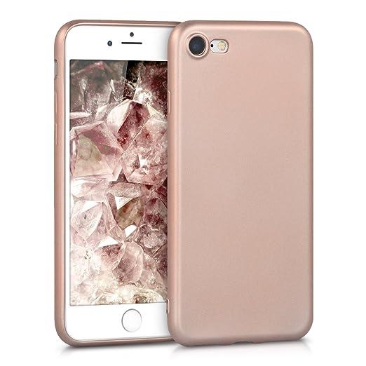 40 opinioni per kwmobile Cover per Apple iPhone 7 / 8- Custodia in silicone TPU- Back case