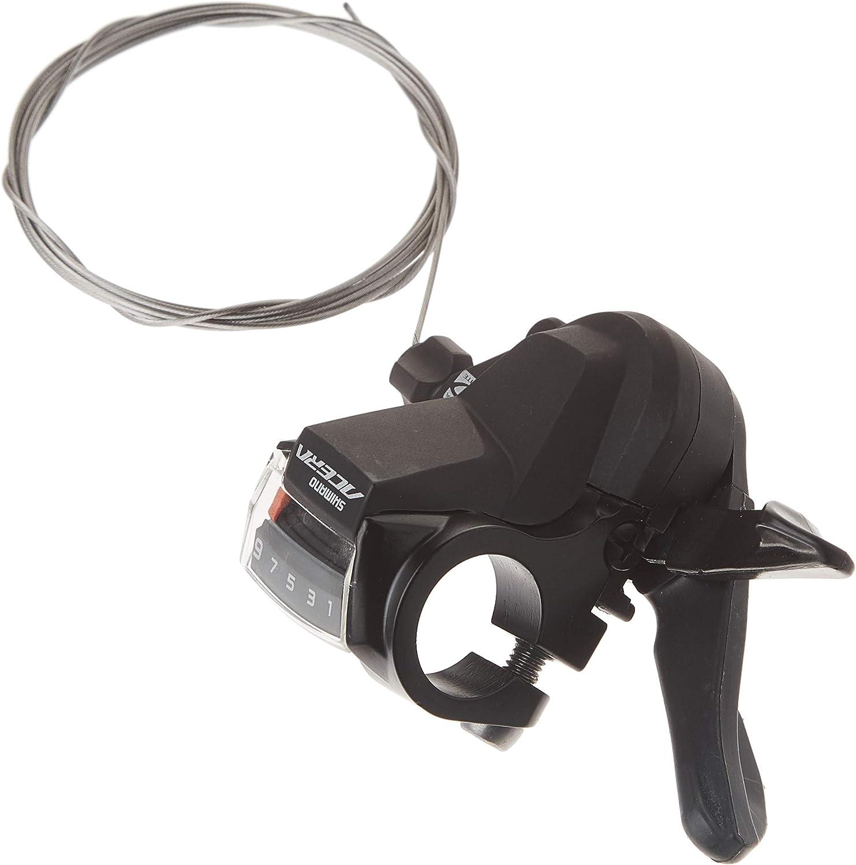 Right SHIMANO Acera SL-M3000 9 Speed Shifter Lever Black
