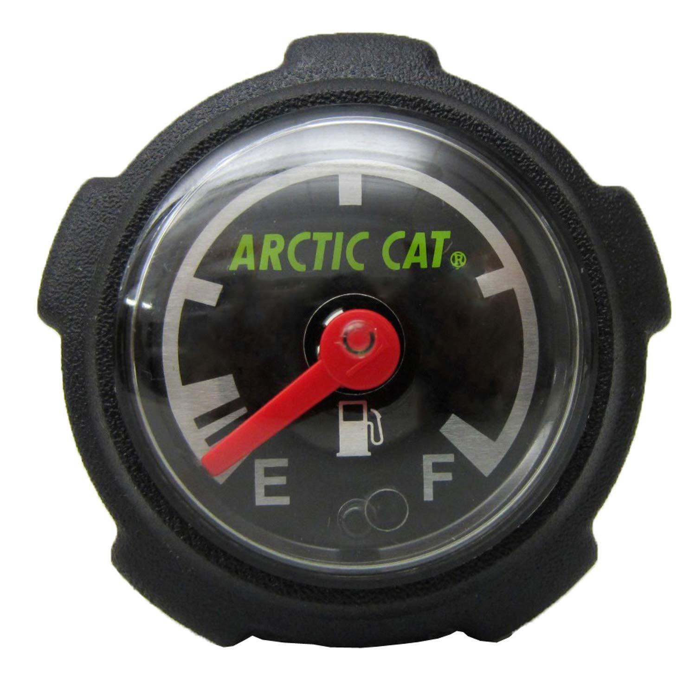 Arctic Cat New OEM Gas Fuel Tank Cap w//Gauge ZR Z ZRT 400 440 580 600 700 800