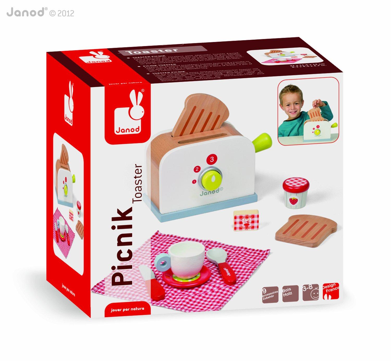Janod Picnik Toaster