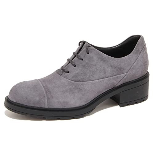 8072N scarpa HOGAN FRANCESINA grigio scarpe donna shoes women
