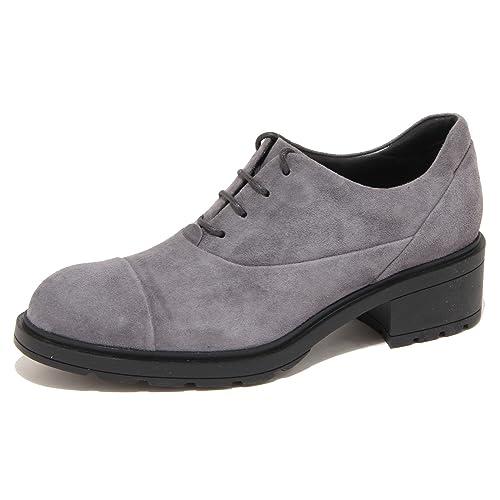 8072N scarpa HOGAN FRANCESINA grigio scarpe donna shoes women  36.5 ... 383f8c41899