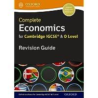 Complete economics for Cambridge IGCSE. Revision guide. Per le Scuole superiori. Con espansione online (Igcse & O Level Revision Guide)