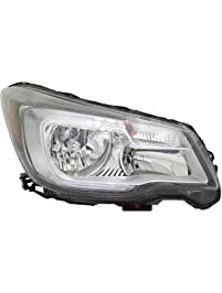 TYC 20-9873-00-1 Replacement Right Head Lamp