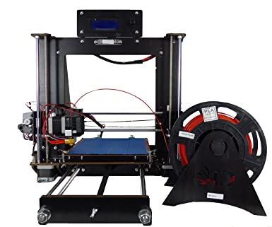 CTC A8 Impresora 3d Pantalla LCD Impresora DIY Alta precisión ...