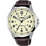 Lorus Staal Heren horloge RH935GX9