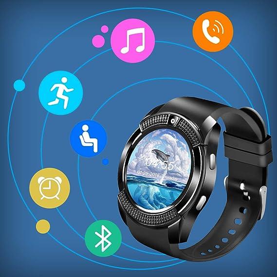 SEPVER Smart Watches SN10 (Black)