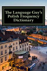 The Language Guy's English - Polish Frequency Dictionary Paperback