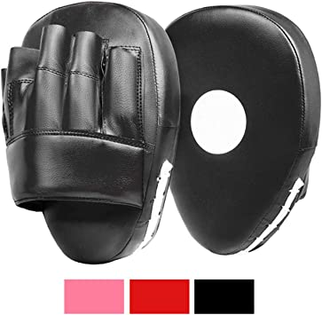 Lions Adult MMA Sparring Punch Bag Muay Thai Kick Boxing Gloves Punching Mitts