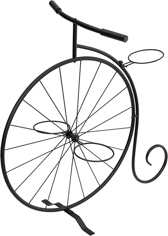 neu.haus] Soporte para macetas plantas decorativo - bicicleta ...