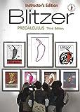 Blitzer Precalculus - Instructor's Edition